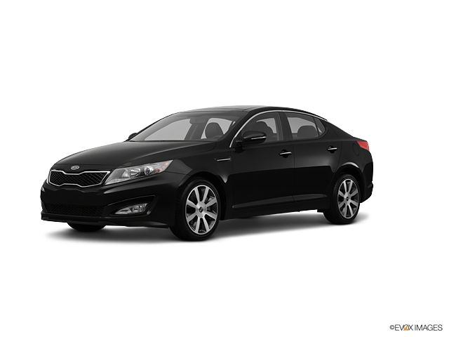 2012 Kia Optima Vehicle Photo in Greeley, CO 80634