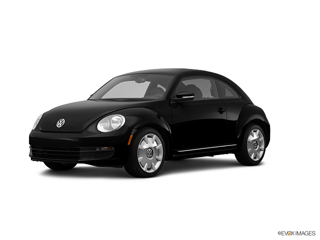 2012 Volkswagen Beetle Vehicle Photo in Casper, WY 82609