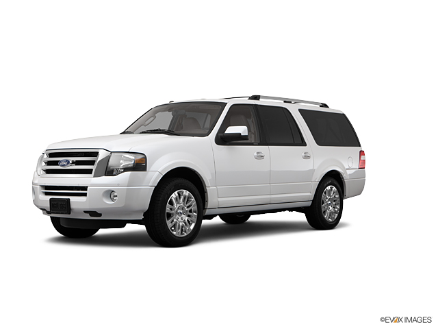 2012 Ford Expedition EL Vehicle Photo in Austin, TX 78759