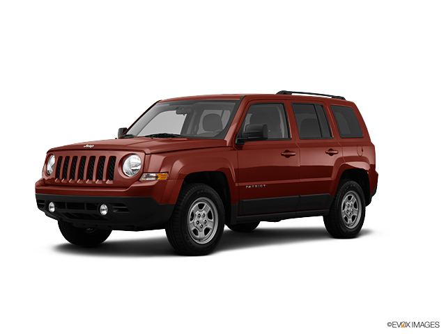 2012 Jeep Patriot Vehicle Photo in Spokane, WA 99207