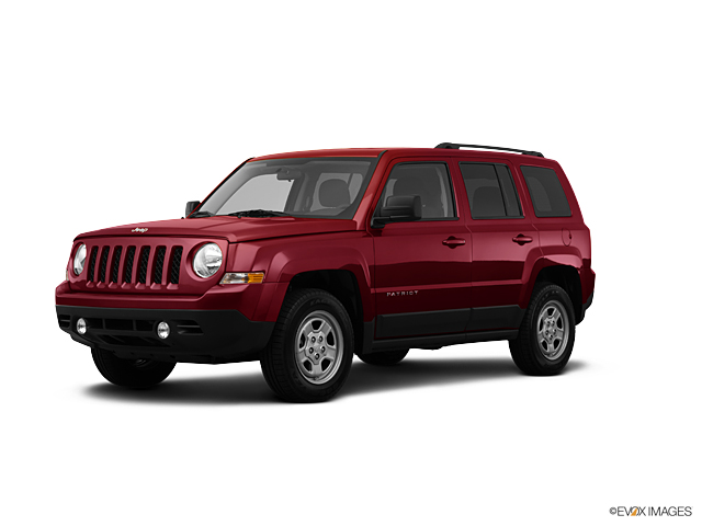 2012 Jeep Patriot Vehicle Photo in Anchorage, AK 99515