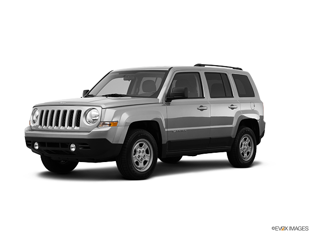 2012 Jeep Patriot Vehicle Photo in Odessa, TX 79762