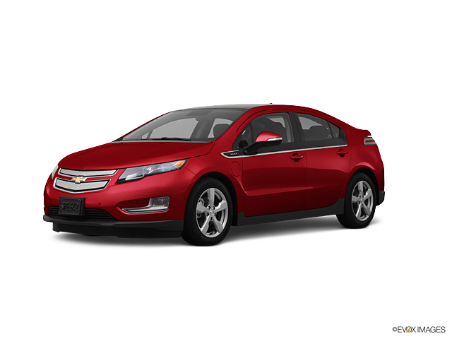 2012 Chevrolet Volt Vehicle Photo in Greeley, CO 80634