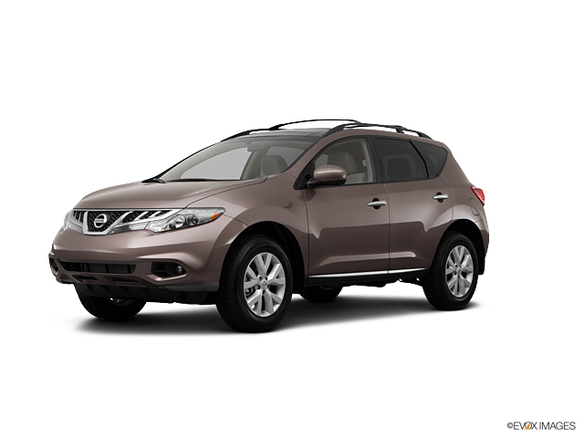 2012 Nissan Murano Vehicle Photo in Rockville, MD 20852