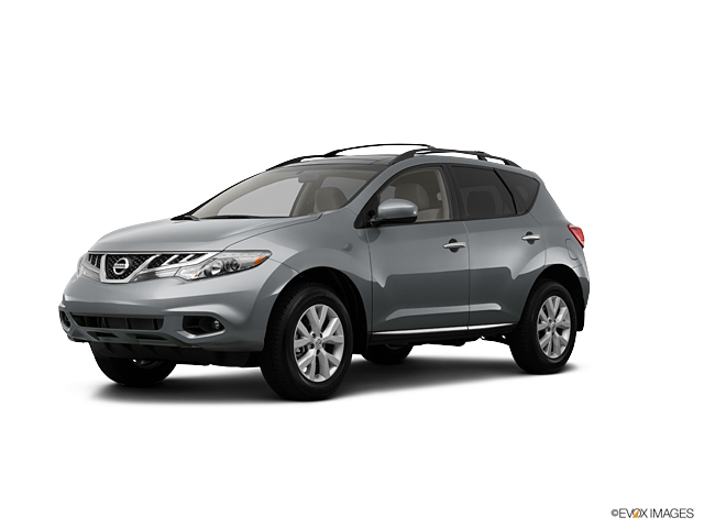 2012 Nissan Murano Vehicle Photo in Vincennes, IN 47591
