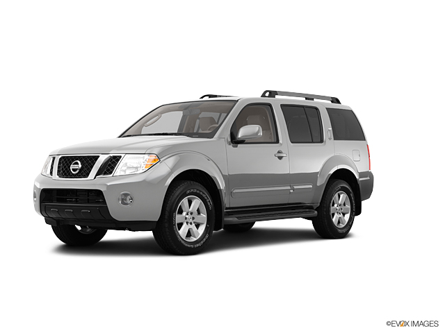 2012 Nissan Pathfinder Vehicle Photo in Salem, VA 24153