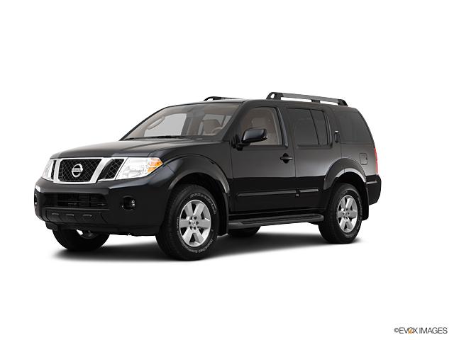 2012 Nissan Pathfinder For Sale In Reidsville