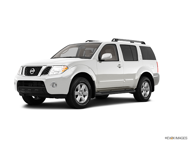 2012 Nissan Pathfinder Vehicle Photo in Ventura, CA 93003