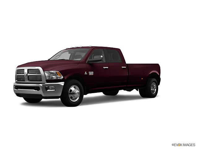 2012 Ram 3500 Vehicle Photo in Colorado Springs, CO 80905