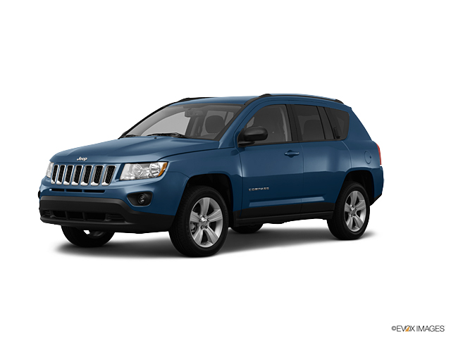 2012 Jeep Compass Vehicle Photo in Spokane, WA 99207