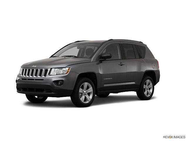 2012 Jeep Compass Vehicle Photo in Elyria, OH 44035