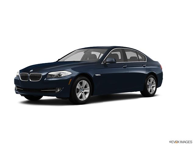 2012 BMW 528i Vehicle Photo in Houston, TX 77090