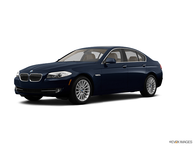 2012 BMW 550i xDrive Vehicle Photo in BIRMINGHAM, AL 35216