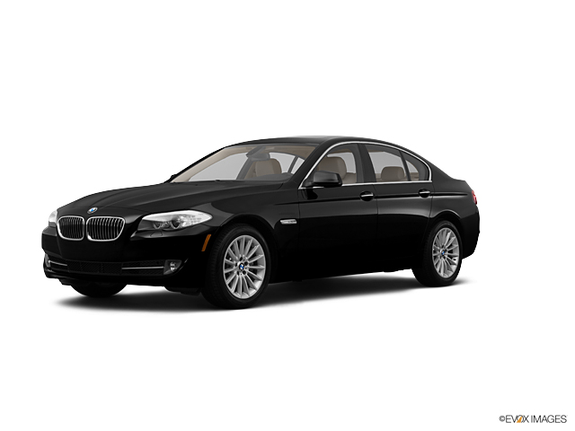 2012 BMW 550i Vehicle Photo in San Angelo, TX 76903