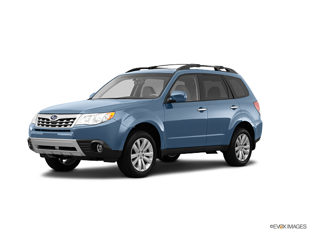 2012 Subaru Forester Vehicle Photo in Rockford, IL 61107