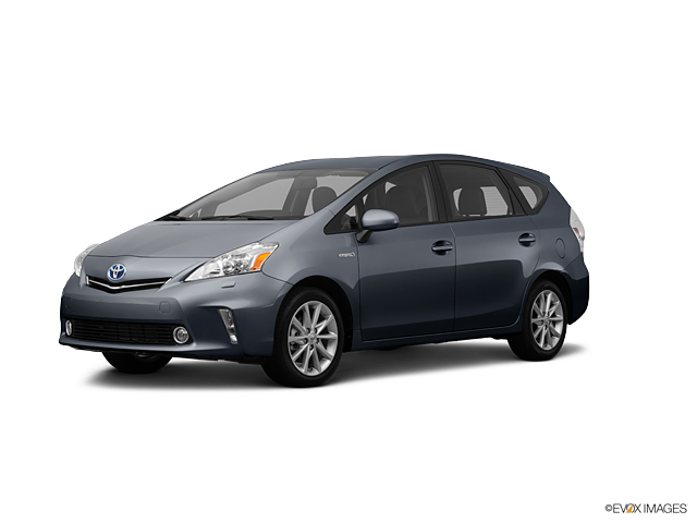 2012 Toyota Prius v Vehicle Photo in Wilmington, NC 28405