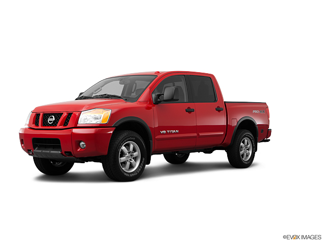 2012 Nissan Titan Vehicle Photo in Bowie, MD 20716