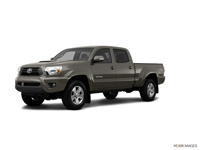2012 Toyota Tacoma Vehicle Photo in San Angelo, TX 76903