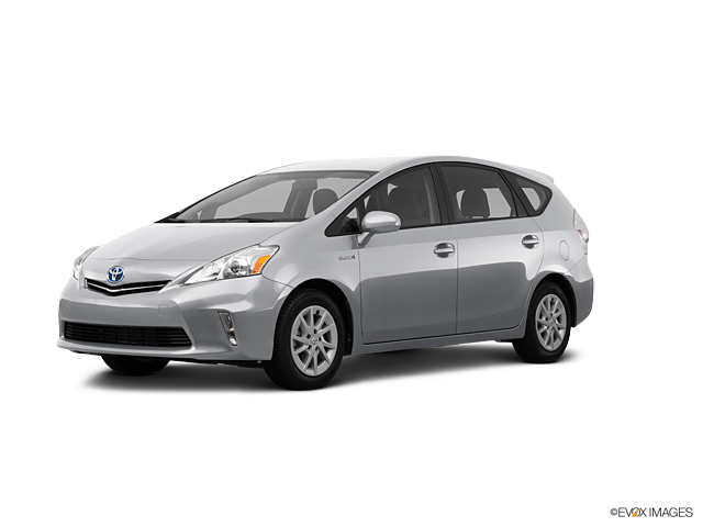2012 Toyota Prius v Vehicle Photo in Concord, NC 28027