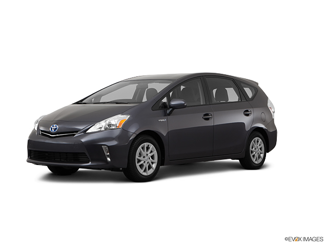 2012 Toyota Prius v Vehicle Photo in Mission, TX 78572