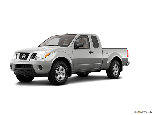 2012 Nissan Frontier Vehicle Photo in Gardner, MA 01440