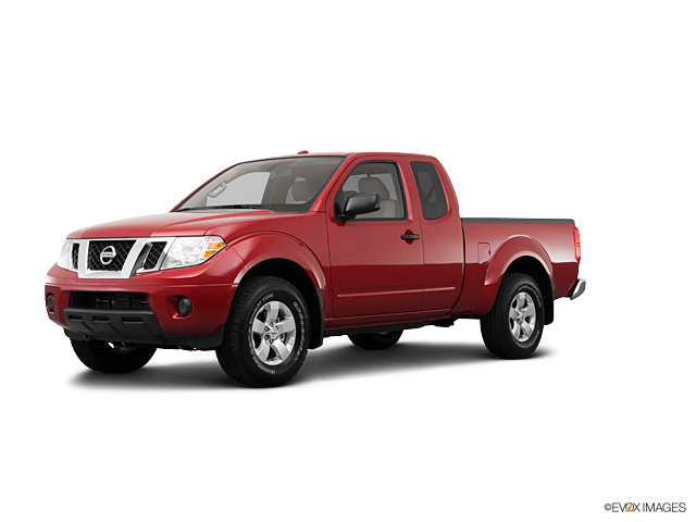 2012 Nissan Frontier Vehicle Photo in Temple, TX 76502