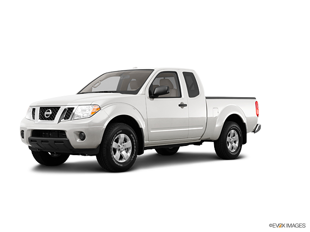2012 Nissan Frontier Vehicle Photo in Bend, OR 97701