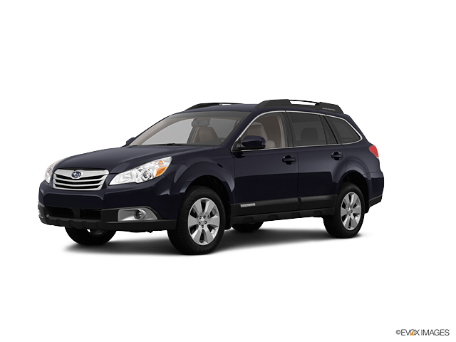 2012 Subaru Outback Vehicle Photo in Danbury, CT 06810