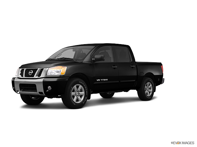 2012 Nissan Titan Vehicle Photo in Bedford, TX 76022