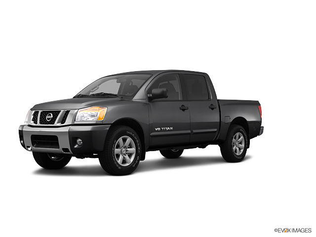 2012 Nissan Titan Vehicle Photo in Vincennes, IN 47591