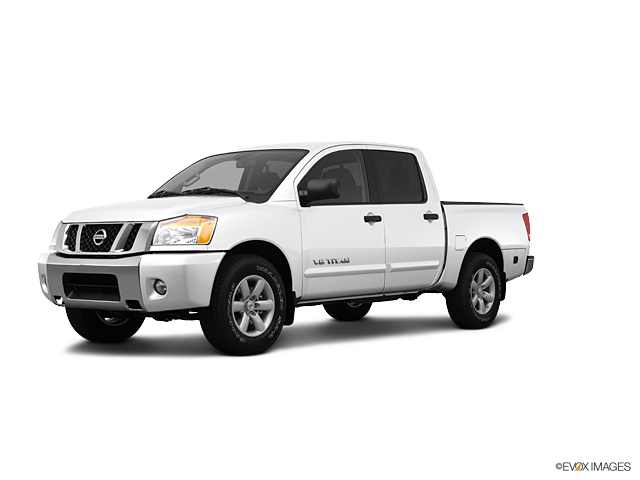 2012 Nissan Titan Vehicle Photo in Bend, OR 97701
