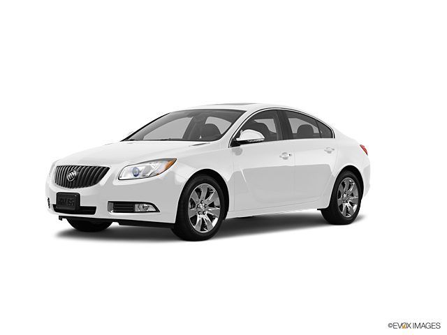 2012 Buick Regal Vehicle Photo in Vincennes, IN 47591