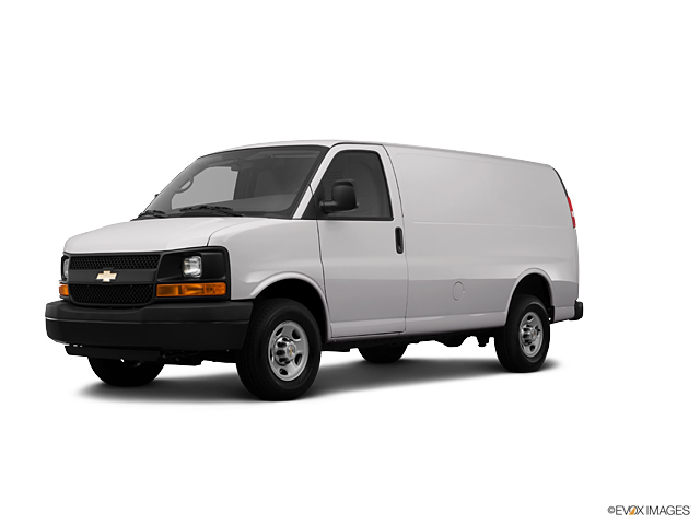 2012 Chevrolet Express Cargo Van Vehicle Photo in Doylestown, PA 18902