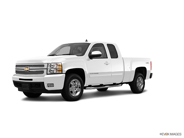 2012 Chevrolet Silverado 1500 Vehicle Photo in Owensboro, KY 42303