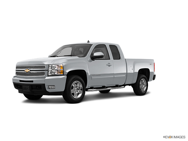 2012 Chevrolet Silverado 1500 Vehicle Photo in Macedon, NY 14502