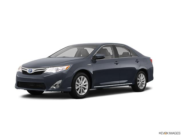2012 Toyota Camry Hybrid Vehicle Photo in Avon, CT 06001