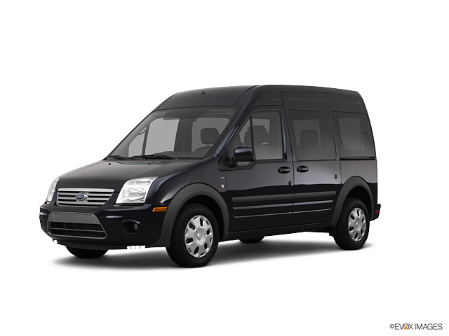 2012 Ford Transit Connect Wagon Vehicle Photo in Elyria, OH 44035