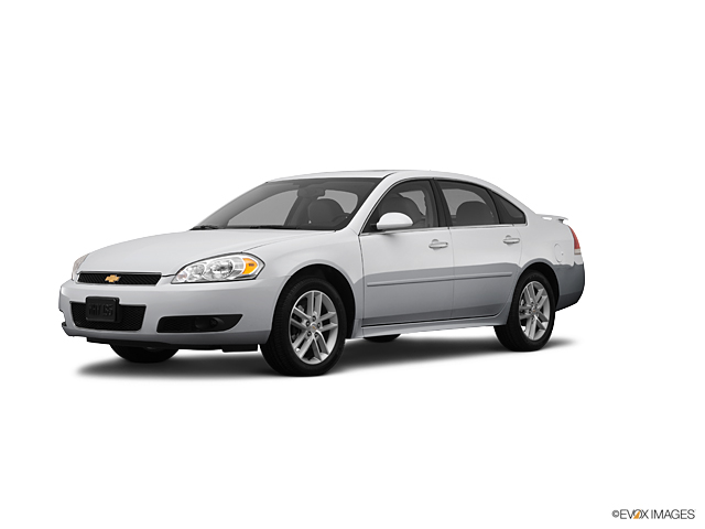 2012 Chevrolet Impala Vehicle Photo in Joliet, IL 60586