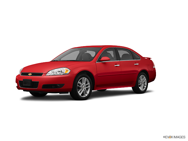 2012 Chevrolet Impala Vehicle Photo in Glenwood, MN 56334