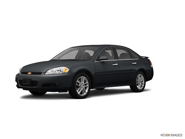 2012 Chevrolet Impala Vehicle Photo in Crosby, TX 77532