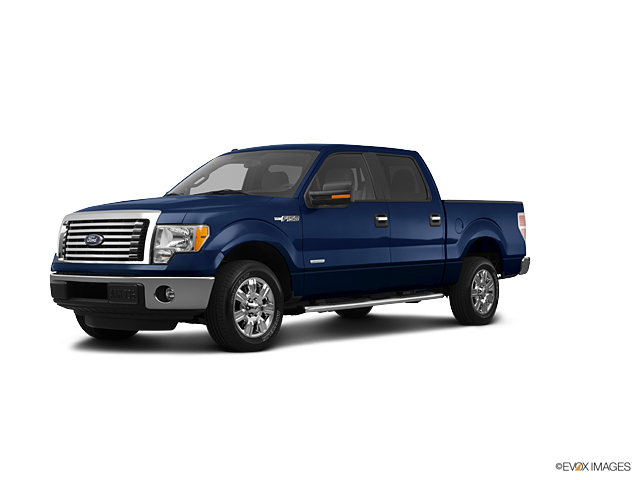 2012 Ford F-150 Vehicle Photo in Honolulu, HI 96819