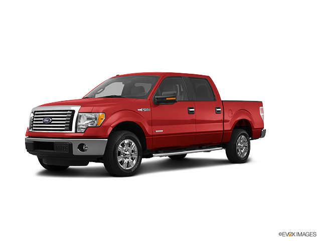 2012 Ford F-150 Vehicle Photo in San Angelo, TX 76901