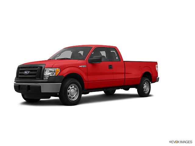 2012 Ford F-150 Vehicle Photo in Gardner, MA 01440