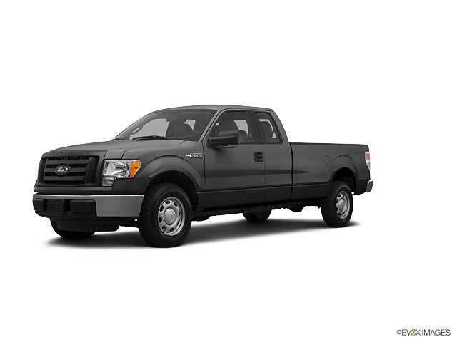2012 Ford F-150 Vehicle Photo in Boonville, IN 47601