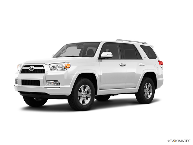 2012 Toyota 4Runner Vehicle Photo in Odessa, TX 79762
