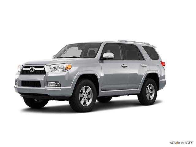 2012 Toyota 4Runner Vehicle Photo in Richmond, TX 77469