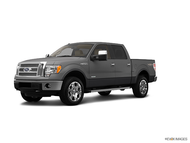 2012 Ford F-150 Vehicle Photo in Burlington, WI 53105