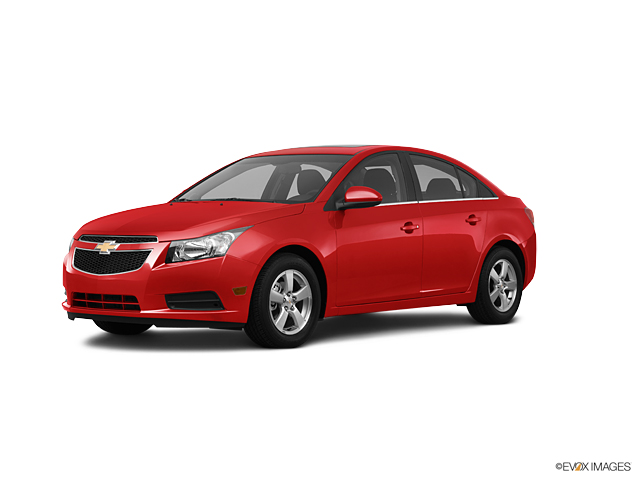 2012 Chevrolet Cruze Sedan 2lt Victory Red 4dr Car A