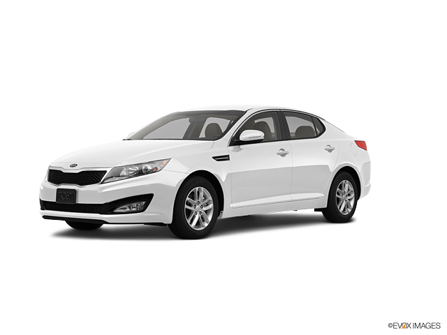 2012 Kia Optima Vehicle Photo in Joliet, IL 60435