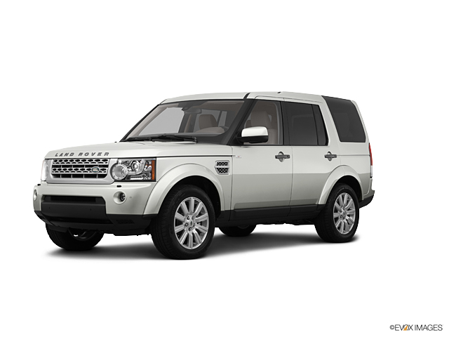 2012 Land Rover LR4 Vehicle Photo in Rockford, IL 61107